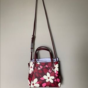 Kate Spade 🥳NWT🥳 Jackson medium floral satchel